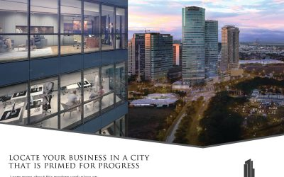 Locate Your Business in a City that is Primed for Progress